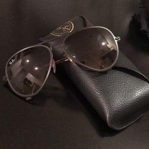Ray-Ban LightRay Aviator Sunglasses